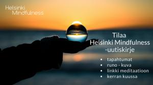 Helsinki Mindfulness, uutiskirje