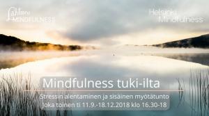 Helsinki Mindfulness tuki-ilta