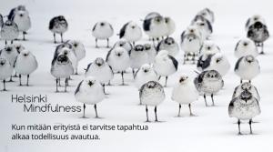 Yrittämisestä luopuminen, Helsinki Mindfulness, Erja Lahdenperä
