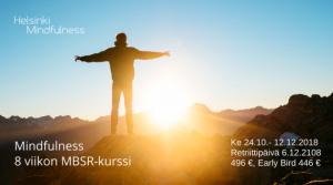 Mindfulness MBSR Helsinki