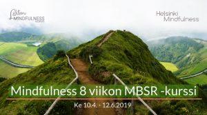 Helsinki Mindfulness, Mindfulness-8-viikon-MBSR-kurssi