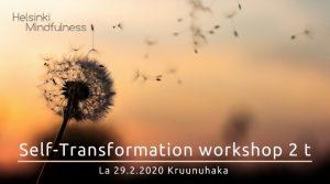 helsinki-mindfulness-erja-lahdenpera-Self-Transformation-workshop